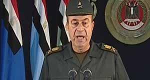 المتحدث باسم المجلس الاعلى للقوات المسلحة