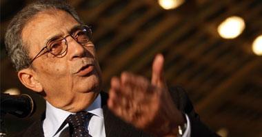 عمرو موسى: انتظروا برنامجى الخاص بانتخابات الرئاسة قريبا s22011712354.jpg