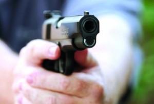 تهديد بالسلاح