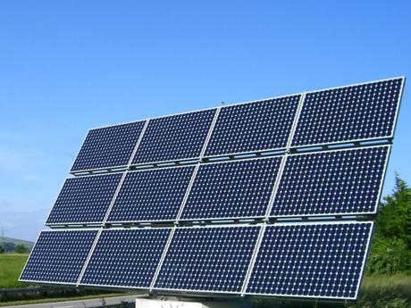 صورة انطلاق أول محطة كهرباء شمسية ..بالوادي الجديد