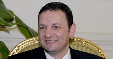 الدكتور باسم عوده وزير التموين
