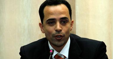 الدكتور عبد الله المغازى أستاذ القانون الدستورى والمتحدث الرسمى باسم حزب الوفد