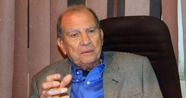 الدكتور محمد أبو الغار رئيس الحزب المصرى الديمقراطى