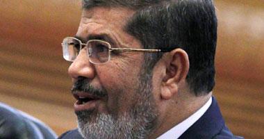 الرئيس مرسى
