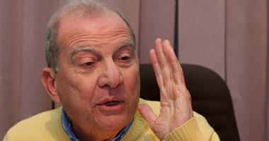 د. محمد أبو الغار رئيس الحزب المصرى الديمقراطى الاجتماعى