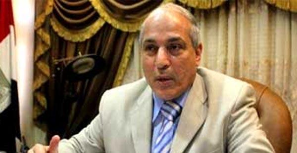 سميح بشادى مدير امن شمال سيناء