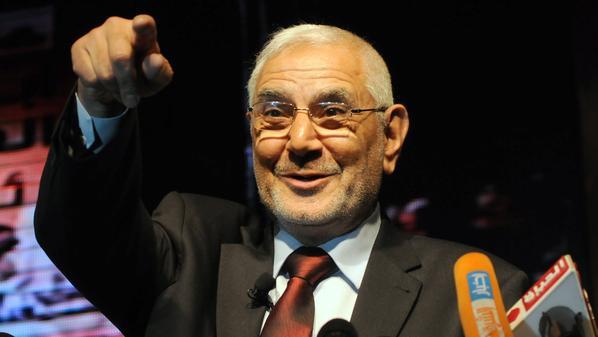 Egyptian former Muslim Brotherhood membe