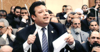 المهندس حاتم عزام نائب رئيس حزب الحضارة