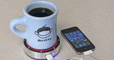 قهوة شحن