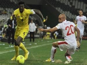 كأس الامم الافريقية2013 تونس تودع البطولة بعد التعادل مع توجو