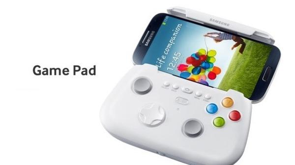 ذراع التحكم بالألعاب يدعم غالاكسي نوت 2 وغالاكسي إس 3
