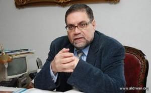 مختار نوح المحامي والقيادي الإخواني السابق والعضو المؤسس بحزب مصر القوية