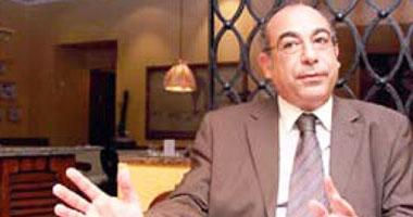السفير محمد إدريس سفير مصر فى أثيوبيا
