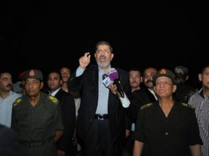 مرسى والجيش
