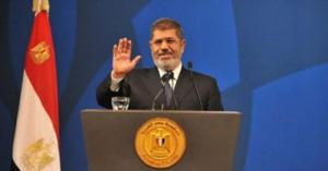 الرئيس محمد مرسى ونظيره السودانى عمر البشير