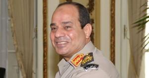 الفريق أول عبد الفتاح السيسى القائد العام للقوات المسلحة وزير الدفاع