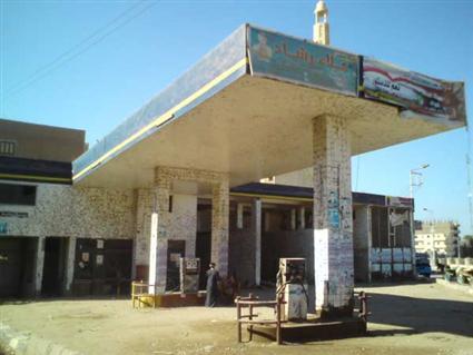 ضبط محطة بنزين بدون ترخيص حصلت على 2 مليون لتر بنزين مدعم في ثلاثة أشهر بمنيا القمح
