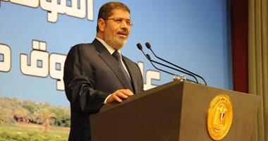 رويترز: مرسى أراد أن يبدو مدعوماً بقوة من حلفائه قبل 30 يونيو