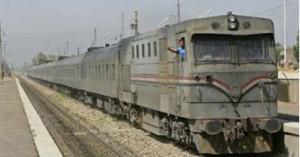 توقف حركة المرور والقطارات بين الشرقية والقاهرة