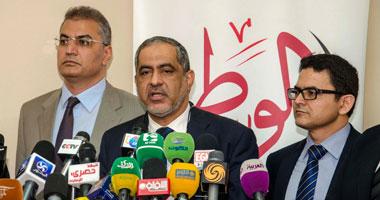 أبو العلا ماضى رئيس حزب الوسط