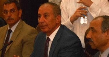 محافظ البحر الأحمر اللواء أحمد عبد الله