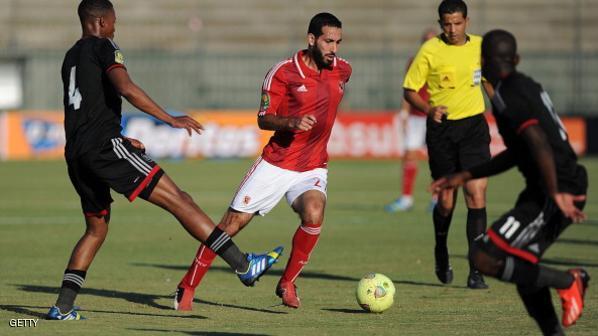 FBL-EGYPT-CAF-C1-AHLY-ORLANDO PIRATES