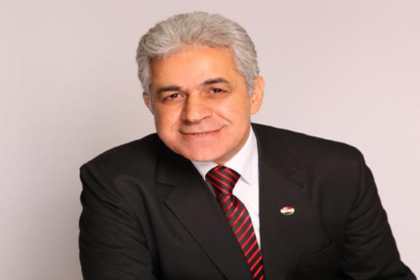 صورة حمدين صباحي : لم يوقع أي رئيس على ورقة تنازل بشأن «تيران وصافير»