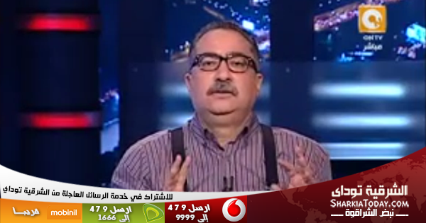 صورة إبراهيم عيسى : المحكوم عليهم في خلية ماريوت طلاب وإخوان.. وهناك تربص ضد مصر