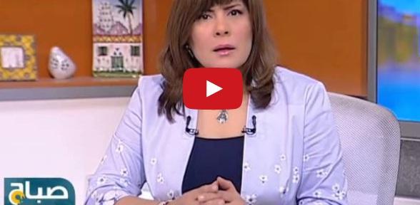 صورة بالفيديو : امانى الخياط تصرخ: السيسى مش هيسيبكم لنفسكم وهتتبرعوا غصب عنكم