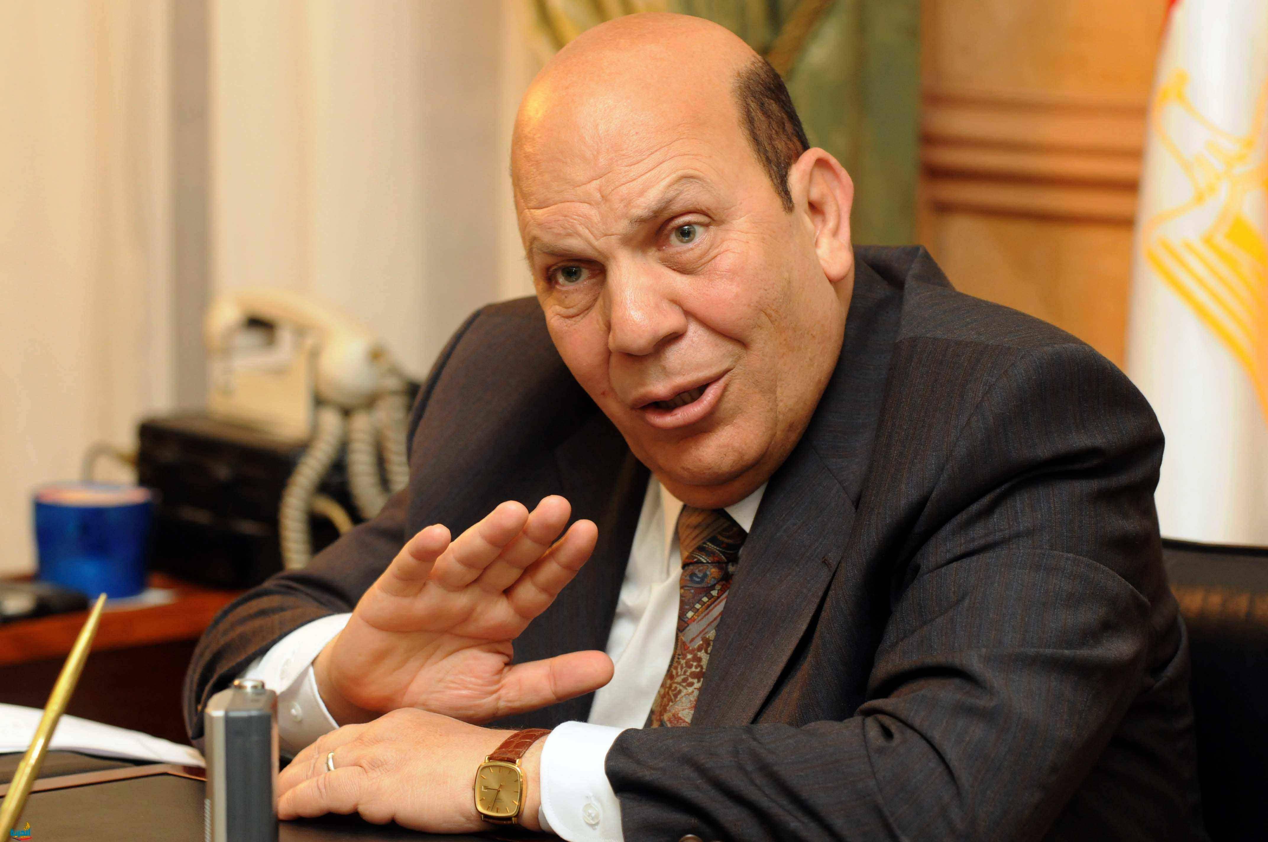 صورة وزير التنمية المحلية : إعادة ترسيم حدود المحافظات أول يوليو المقبل