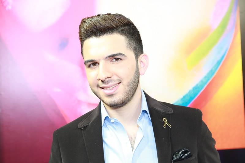 صورة « حازم شريف » يفوز بلقب أراب آيدول للموسم الثالث