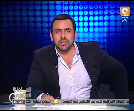 تهديد ليوسف الحسيني بالقتل