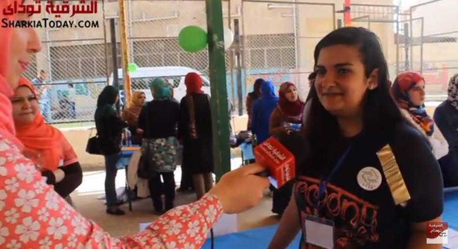 صورة شاهد.. ختام فعاليات المعرض العلمى الطلابى الأول بجامعة الزقازيق