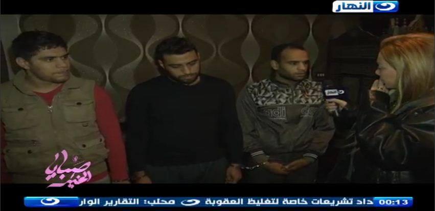 صورة بالفيديو | علي طريقه فيلم لصوص لكن ظرفاء ..عاطلان يحاولان سرقه مكتب بريد