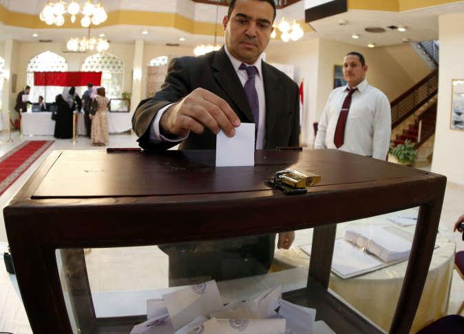 صورة الجريدة الرسمية تنشر قرار تفاصيل المشاركة فى الانتخابات الرئاسة 2018
