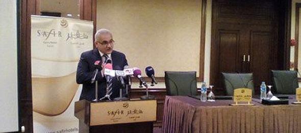 صورة بالفيديو.. انسحاب قائمة نداء مصر من المرحلة الثانية للانتخابات البرلمانية