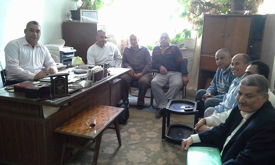 صورة المراكز الإرشادية بالشرقية تعقد أجتماعها الشهرى