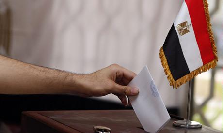 صورة المصريون يتوافدون على سفارة مصر ببرلين للتصويت في الانتخابات