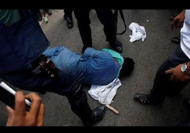 صورة بالفيديو .. مقتل مصري بالكويت إثر مشاجرة بين مجموعة من الشباب