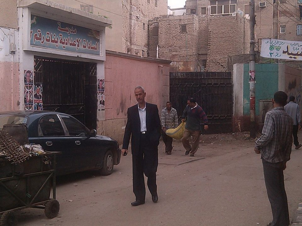 حي أول الزقازيق في زيارة رسمية لمدرسة السادات الإعدادية بنات 2 4