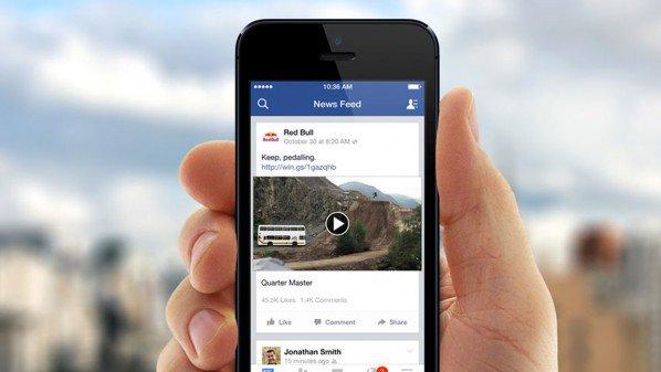 صورة فيس بوك تُطلق مُشاهدة الفيديو بزاوية دوران 360 درجة
