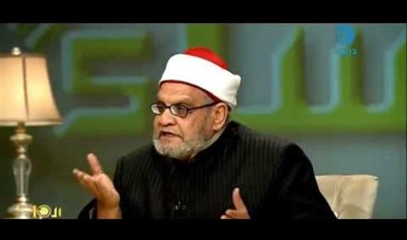 صورة بالفيديو.. أحمد كريمة: إلغاء الطلاق القولى استدراك على الله وهذا مرفوض