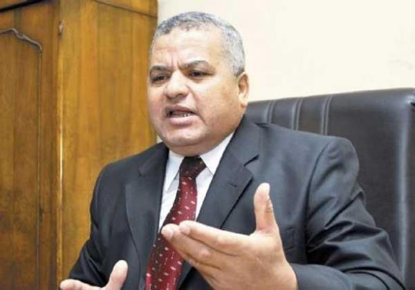 صورة رئيس نادى النيابة الإدارية : نقل القضاة من العريش بواسطة سيارات مصفحة