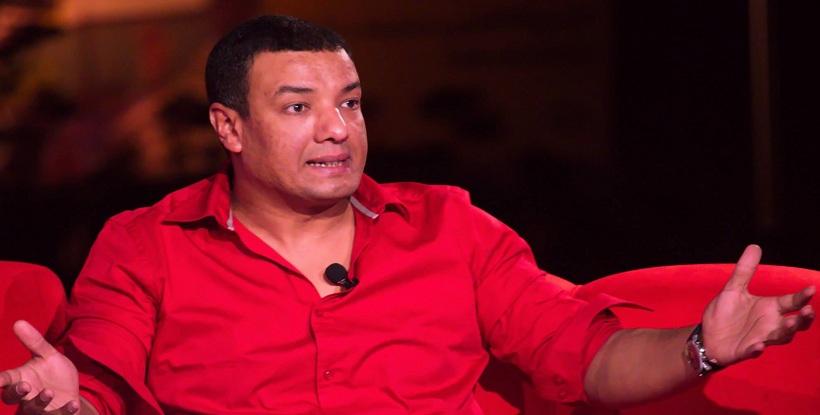 صورة بالفيديو.. هشام الجخ: أنا لا أقلد «الخال»