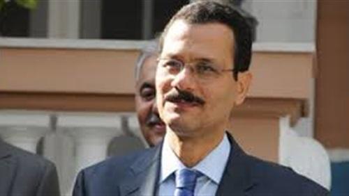 """صورة السيرة الذاتية لـ """"أحمد درويش"""" رئيس المنطقة الاقتصادية لقناة السويس"""