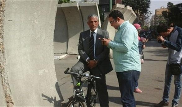 صورة بالفيديو.. أول رد للنائب البرلماني صاحب واقعة «العجلة»