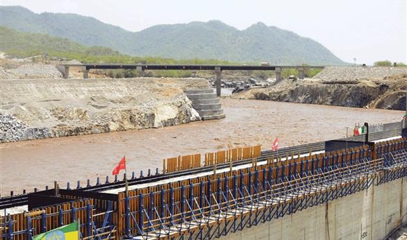 صورة إثيوبيا تعلن أن سد النهضة سيبدأ في توليد الكهرباء خلال أسابيع