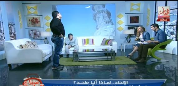 """صورة أول تعليق من """"رانيا محمود ياسين"""" على واقعة طرد ضيف من برنامجها"""