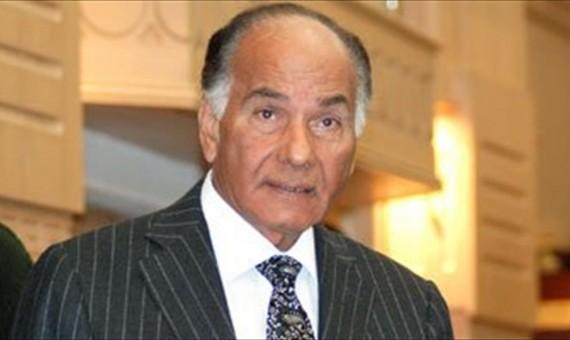 صورة وفاة رجل الأعمال محمد فريد خميس بعد صراع مع المرض