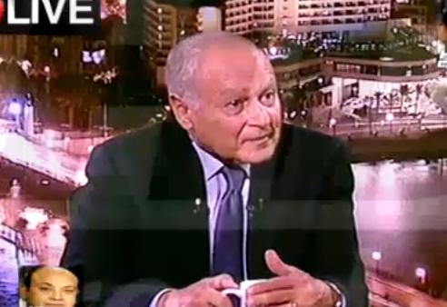 """صورة أحمد أبو الغيط : أشرت على مبارك بأن يجرب جمال بمجلس الشعب فرد """"دول يقطعوه"""""""